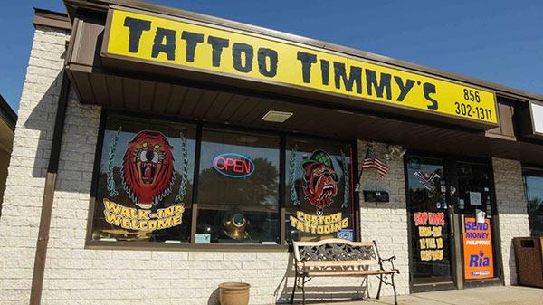 Tattoo Timmy's